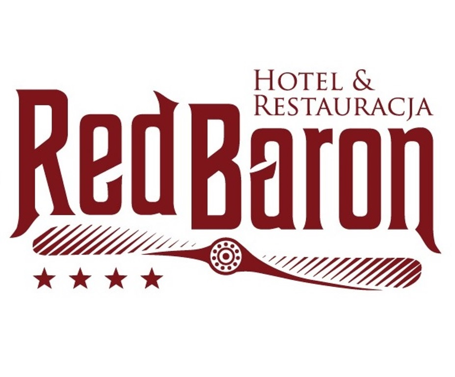 logotyp Red Baron Hotel